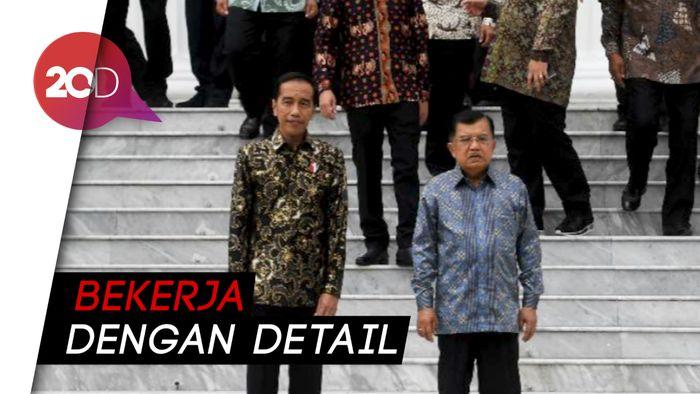 Kesan JK Kerja Bareng Jokowi: Tidak Bisa Dibohongi!
