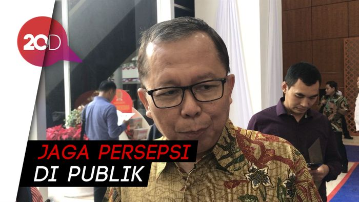 Survei Kepuasan di Bidang Hukum ke Jokowi Turun, PPP: Nanti Naik Lagi