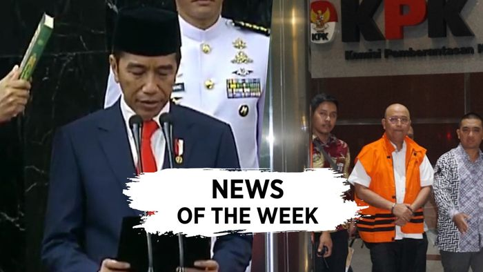 Pelantikan Jokowi-Maruf, KPK Gencar OTT Dalam Sepekan
