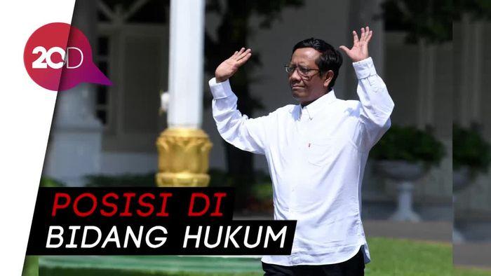 Mahfud MD Akui Jadi Menteri Jokowi, Rabu Dilantik