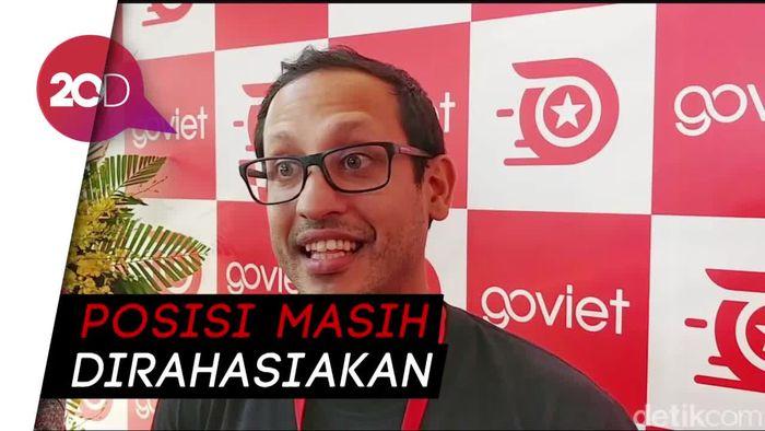 Bos Gojek Nadiem Makarim Bersedia Jadi Menteri Jokowi
