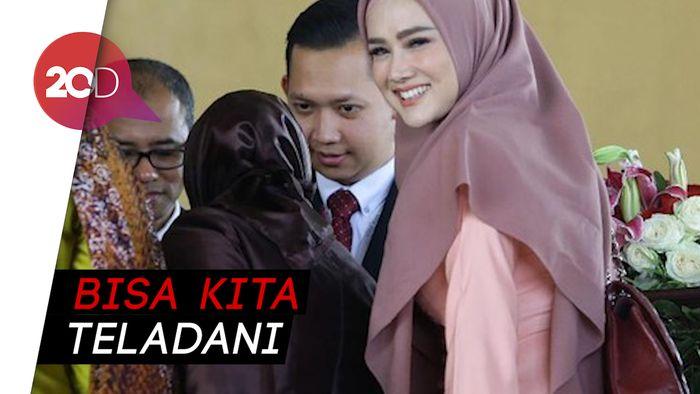 Salami Jokowi-Maruf, Mulan Jameela Puji Prabowo-Sandi