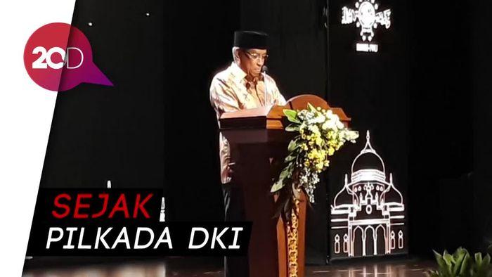 Said Aqil: Sentimen Agama dalam Politik Akan Terus Meningkat