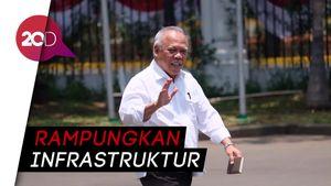 Basuki Jabat Menteri PUPR: Presiden Minta Lanjutkan Infrastruktur