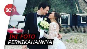 Selamat! Rina Nose dan Josscy Resmi Menikah