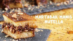 Resep Martabak Manis Nutella