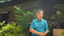 Benny Erwin Janjikan PSSI Bersih dan Transparan Bila Jadi Ketum