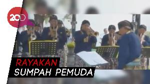 Abdi Dalem Gelar Konser Musik di Keraton Yogyakarta