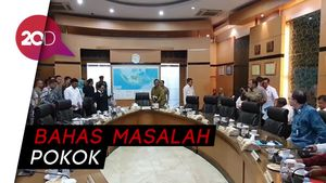 Rapat Perdana di Kemenko Polhukam, Prabowo Diwakili Wamenhan
