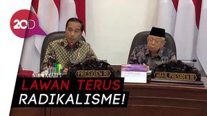Jokowi Usul, Istilah Radikalisme Diganti Jadi Manipulator Agama