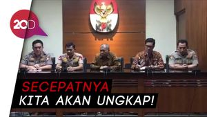 Di Depan Pimpinan KPK, Kapolri Komitmen Usut Kasus Novel Secepatnya
