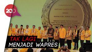 JK Cerita ke Jokowi: Sekarang Hari-hari Saya Seperti Sabtu-Minggu