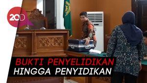 Sekoper Bukti KPK di Sidang Praperadilan I Nyoman Dhamantra