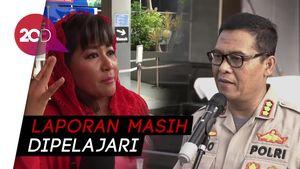 Polda Metro Pelajari Laporan Dewi Tanjung Soal Novel
