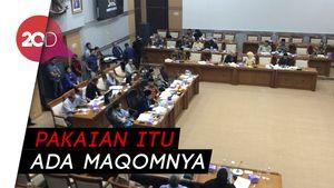 Pimpinan Komisi VIII DPR Bela Menag soal Larangan Cadar