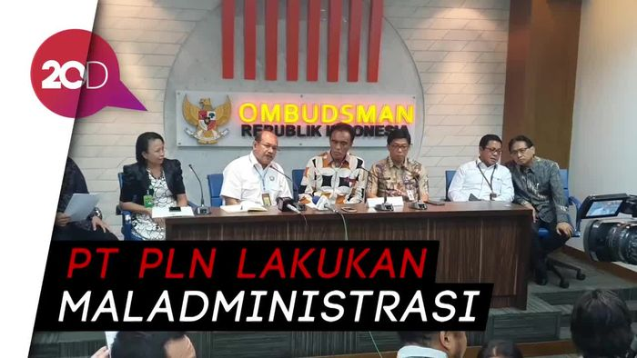 Hasil Investigasi Ombudsman di Peristiwa Blackout Jakarta