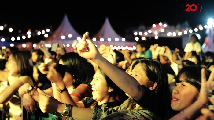 Warga Lokal Hingga Asing Meriahkan Festival Sebangsa Denpasar