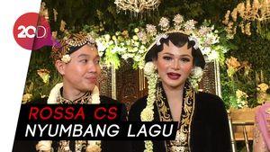 AHY hingga Istri Gus Dur Hadiri Pernikahan Adik Krisdayanti