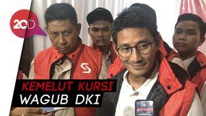 Syaikhu Sebut Gerindra Tak Punya Etika Politik, Sandi: Bolanya di PKS