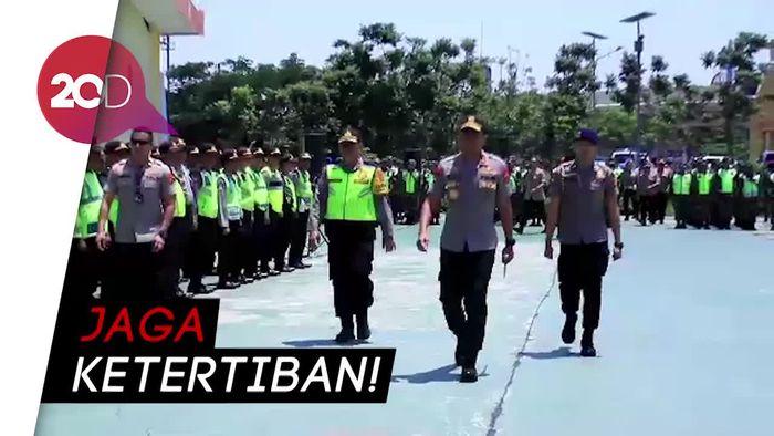 4.000 Personel TNI-Polri Amankan Laga Persib-Arema FC