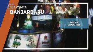 Festival Lampu Hias, Banjarbaru