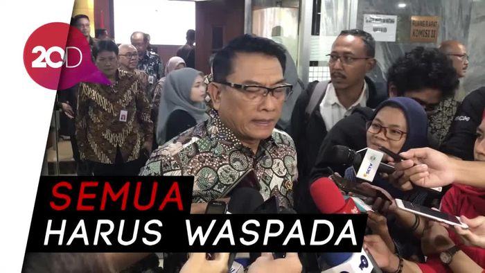 Istana soal Bom Medan: Persoalan Radikalisme Tidak Bisa Diabaikan