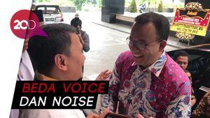 Di Rakornas PKS Anies Singgung Kebisingan: Bambu Aja Ramai