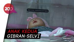 Lucunya Cucu Ketiga Jokowi, Namanya La Lembah Manah