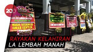Cucu Ketiga Jokowi Lahir, RS PKU Muhammadiyah Banjir Karangan Bunga