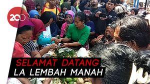 Jokowi Dapat Cucu Ketiga, Pedagang Pasar Gede Solo Syukuran