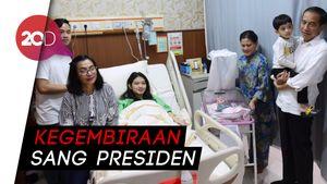 Jokowi ke La Lembah Manah: Semoga Jadi Anak Berbakti