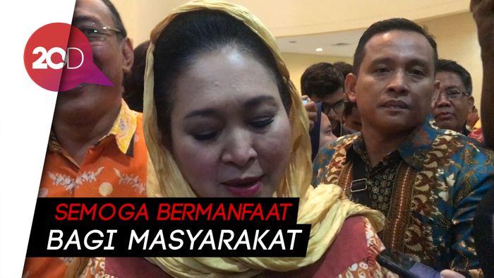 Prabowo Jadi Menhan, Titiek: Dadanya Tetap Merah Putih