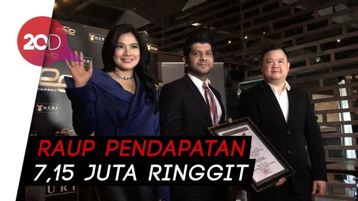 Rekor! Makmum Jadi Film Indonesia Terlaris di Malaysia