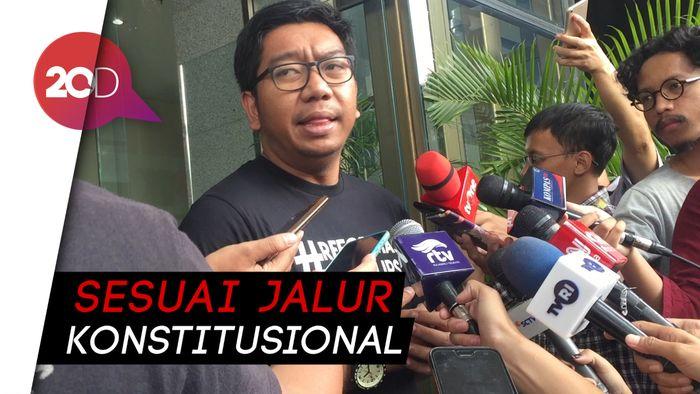 Alasan KPK Cs Ajukan Judicial Review UU KPK Baru