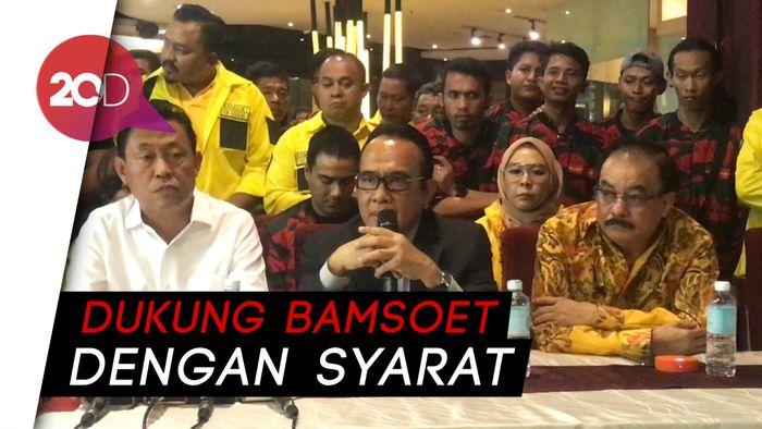FKPPI-SOKSI-PP Dorong Bamsoet Maju Jadi Ketum Golkar