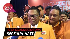 Hanura Tak Dapat Jatah Menteri, OSO: Kami Ikhlas, Itu Prerogatif Presiden