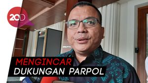 Maju ke Pilgub Kalsel, Denny Indrayana Incar Dukungan PKB-PAN-PPP