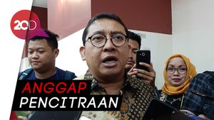 Kritik Fadli Zon Soal Stafsus Milenial Jokowi: Cuma Pajangan