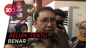 Suporter Indonesia Dikeroyok, Fadli Zon: Jangan Emosional