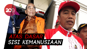 Alasan Jokowi Beri Grasi ke Annas Maamun: Sudah Uzur, Sakit-sakitan