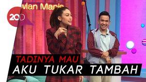 Candaan Ayu Dewi Ditanya Kado Jutaan Rupiah dari Nagita-Raffi