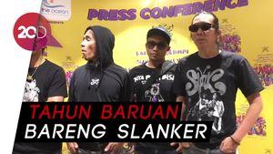 Rayakan Ultah ke-36, Slank Undang Jokowi ke GBK