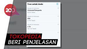 #UninstallTokopedia Puncaki Trending Twitter, Ada Apa?