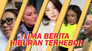 Top 5: Agnez Mo Tak Berdarah Indonesia, Sidang Putusan Nunung