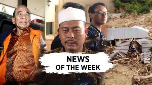 News Of The Week: Reuni 212 hingga Grasi untuk Annas Maamun