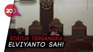 Hakim Tolak Praperadilan Elviyanto, Tersangka Suap Impor Bawang Putih!