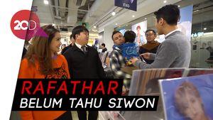 Rafathar Tak Mau Digendong Siwon, Nagita Slavina: Gue Aja Mau!