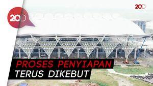 2020 Bandara Kertajati Layani Penerbangan Haji