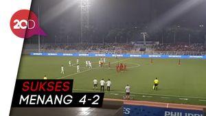 Bantai Myanmar, Indonesia ke Final SEA Games