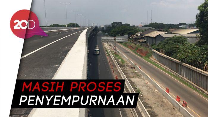 Tol Layang Jakarta-Cikampek Bisa Dipakai Mulai 20 Desember 2019